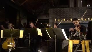 Smells Like Teen Spirit (cover), Andrew Joslyn & Passenger String Quartet, Seattle, WA, 2017