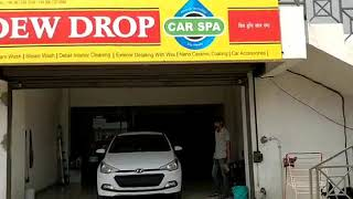 Ceramic coating by, Dew Drop SATARA