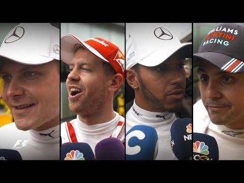 2017 Brazil Grand Prix: Qualifying Reaction