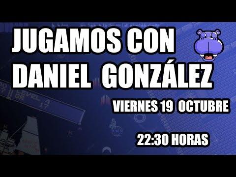 Jugamos con Daniel González