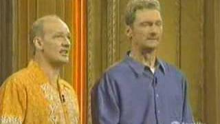 Whose Line is it Anyway: Sound Effects: Ka-Boom