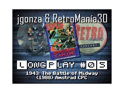 1943 - Amstrad CPC Longplay