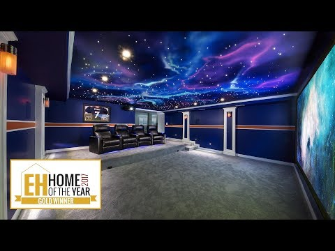 Best Home Theater, Home of the Year Awards 2017 – Electronic House