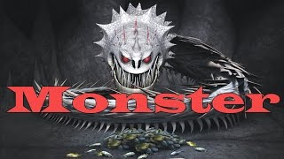 Screaming Death - Monster