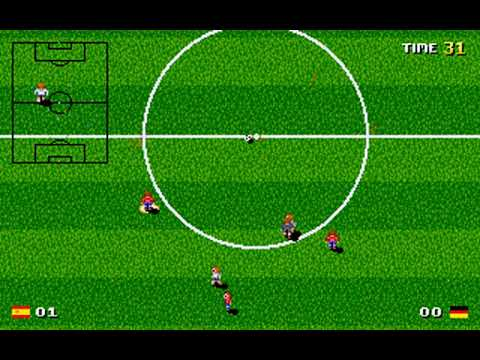 USA Soccer '94 (Digital Dreams Multimedia) (MS-DOS) [1994] [PC Longplay]
