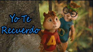 Ardillas - Yo Te Recuerdo (JUAN GABRIEL) | Letra + Descarga
