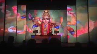 Ruiz Sierra Live @ RANG Color Festival New Delhi, India 24032016