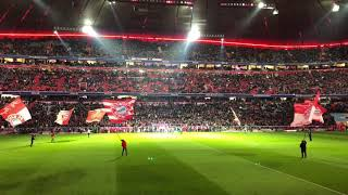 Allianz Arena - Bayern München - RB Leipzig 1:0, 19.12.2018 - Groundhopping