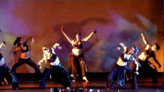 Solstice Project: Hip Hop Choreo: East Coast Tribal Salon: Landscapes of the Body 06/25/11