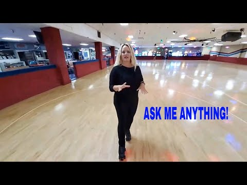 Ask Me Anything - Q&A with Live Skating Skill Demonstrations
