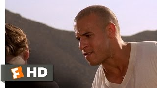 The Fast and the Furious (7/10) Movie CLIP - Brian Blows His Cover (2001) HD
