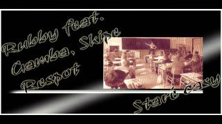 SKIPE feat. GAMBA, RESPOT - Staré časy ( prod. RUBBY )