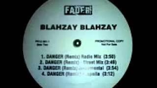 Blahzay Blahzay - Danger DJ Premier Remix Instrumental 1995 HQ