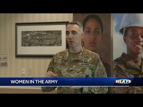 Round table discussion highlights role women play in the army