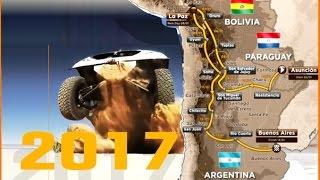 "DAKAR 2017 Trailer ""Before the Race"" ¿Quién Ganará?"