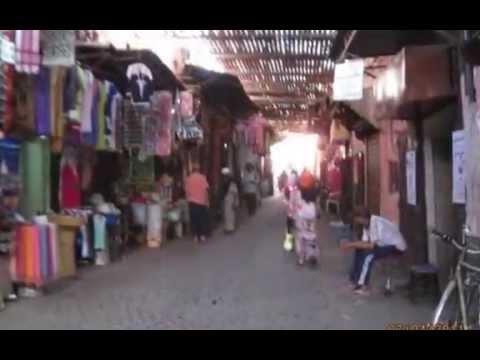 Morocco Medinas (Markets)