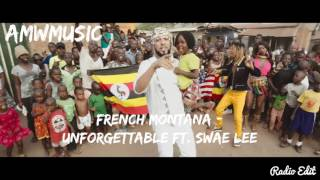 French Montana - Unforgettable ft  Swae Lee (Radio Edit)