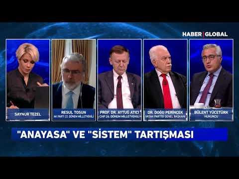 """""""Anayasa"""" ve """"Sistem"""" Tartışmaları"""