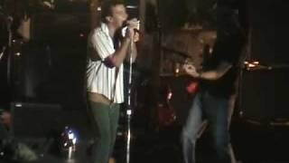 Pearl Jam- Do The Evolution (New York 2003)