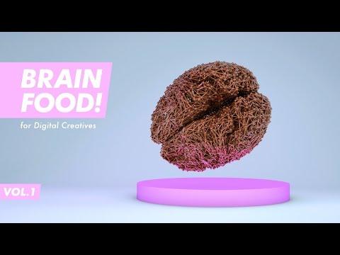 Brain Food! for Digital Creatives VOL.1