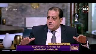 مساء dmc - رئيس مصلحة الضرائب : حفزنا الممولين فى المهن الحرة لدفع ضرائبها