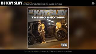 DJ Kay Slay - Jealousy (feat. Busta Rhymes, Tech N9ne, The Game & Meet Sims) (Audio)
