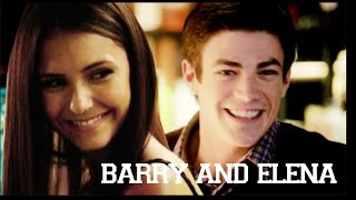 Barry and Elena x Crossover