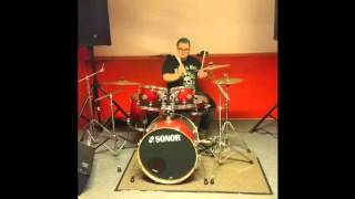 Little Richard - Tutti Frutti (Drum Cover)