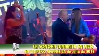 ECLIPTICO LA SONORA DINAMITA feat  ROCIO QUIROZ