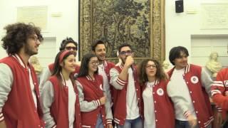 IIS Galilei di Catania alla RomeCup2017 con soccorritori e ballerini