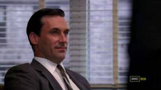 "MAD MEN - ""Duck is the man for the job"" 2.13"