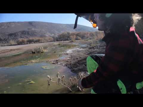 Drinking polluted water – survival bootle in Africa