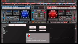 S-CLASS RIDDIM MIXING WITH (VDJ) ~TESTING~ MARCH 2011