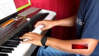 """Alan Menken, """"La Bella y la Bestia"""", en versión Piano solo (Arreglo Dennis Alexander)"""