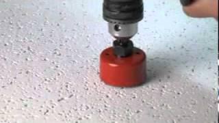 Audix, Cómo instalar un M70 VIDEO-cell