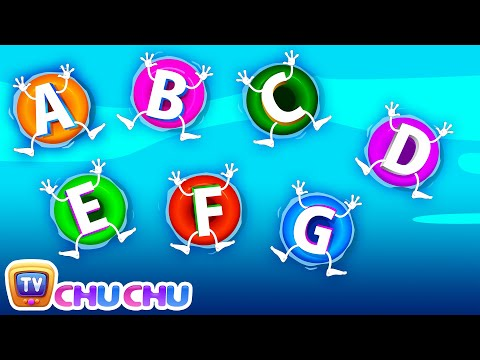 ABC Songs for Children - ABCD Song in Alphabet Water Park - Phonics Songs & Nursery Rhymes - YouTube