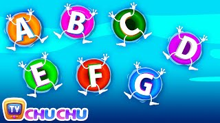 ABC Songs for Children - ABCD Song in Alphabet Water Park - Phonics Songs & Nursery Rhymes width=