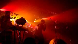 Highasakite - My Name is Liar - Live @ Debaser Strand, Stockholm Oct 12, 2016