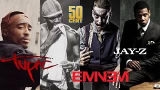 50 Cent   Go Hard ft  Eminem & 2Pac & Jay Z (New 2017!!)