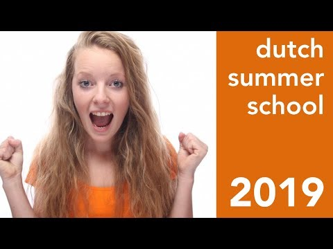 Learn Dutch during your 2019 Summer holiday! photo