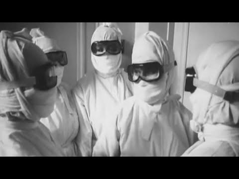 Как в СССР предотвратили эпидемию черной оспы