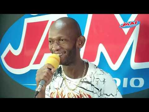 Fitini le créateur dans le Quart d'heure Live sur Radio JAM