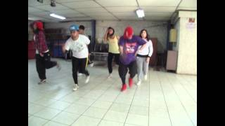 Silent Crew* Dance Class / I`ll Hurt You - Busta Rhymes feat eminem