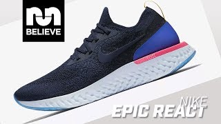 Nike Epic React Video Performance Review for Runners