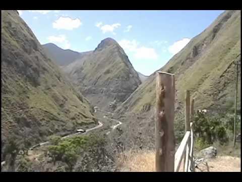 La Nariz del Diablo (Alausi-Ecuador)