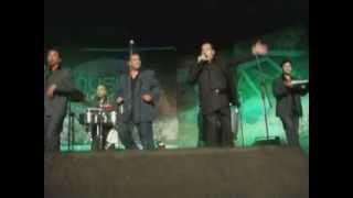 Tinen Espinas el Rosal. Efren David, Tino López  y Alfredo Pantoja