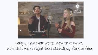 Attention by Charlie Puth (Alex Aiono and Sabrina Carpenter Cover) [Full HD] Lyrics