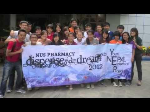 NEPAL YEP DispenseADream 2011/2012