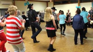 VIDEO N°6 du 15/03/2014 BAL TOGETHER COUNTRY DE CRAMOISY AVEC JESS'N PAT