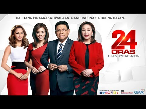 24 Oras Livestream (January 8, 2019)